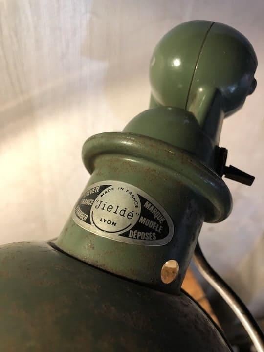 Vintage Industrie Lampe