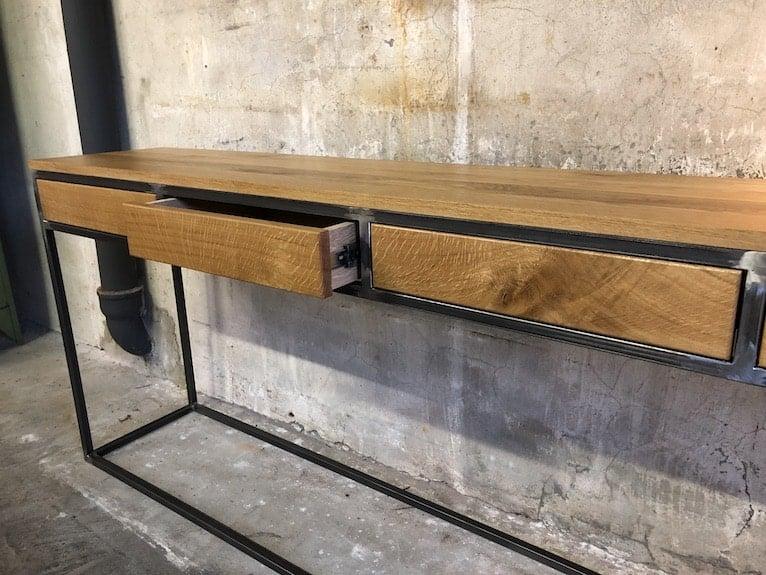 Industrail stahl Sideboard