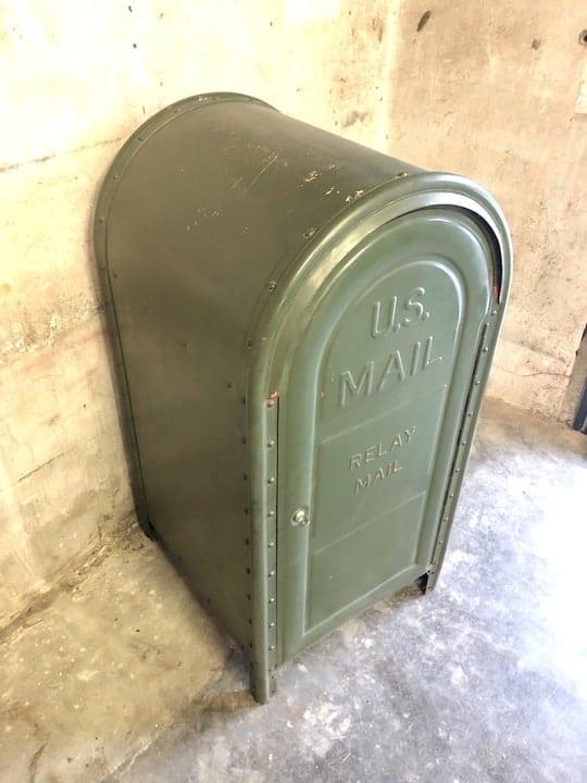USA Briefkasten